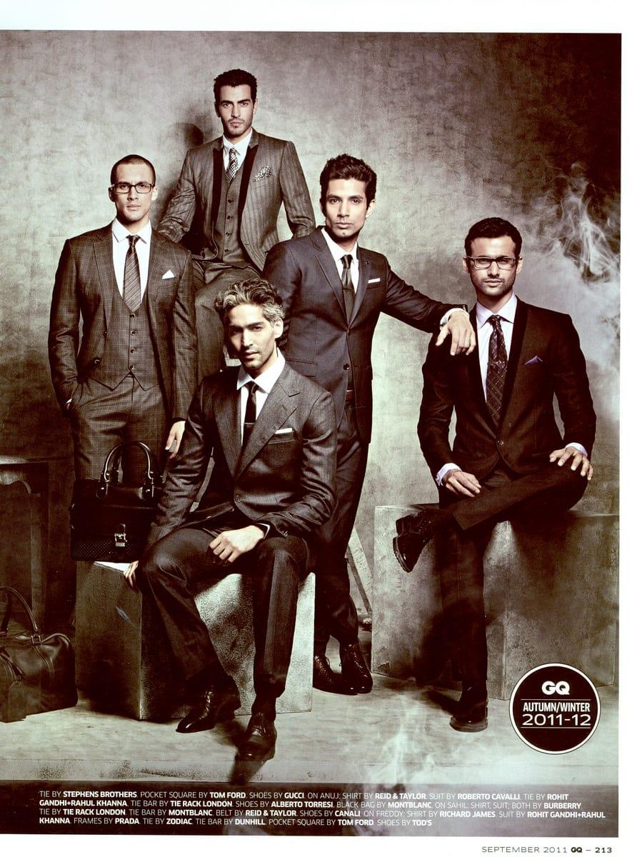 Balistarz-model-Emile-Steenveld-a-group-businessmen-shot-all-wearing-formal-and-elegant-business-suits