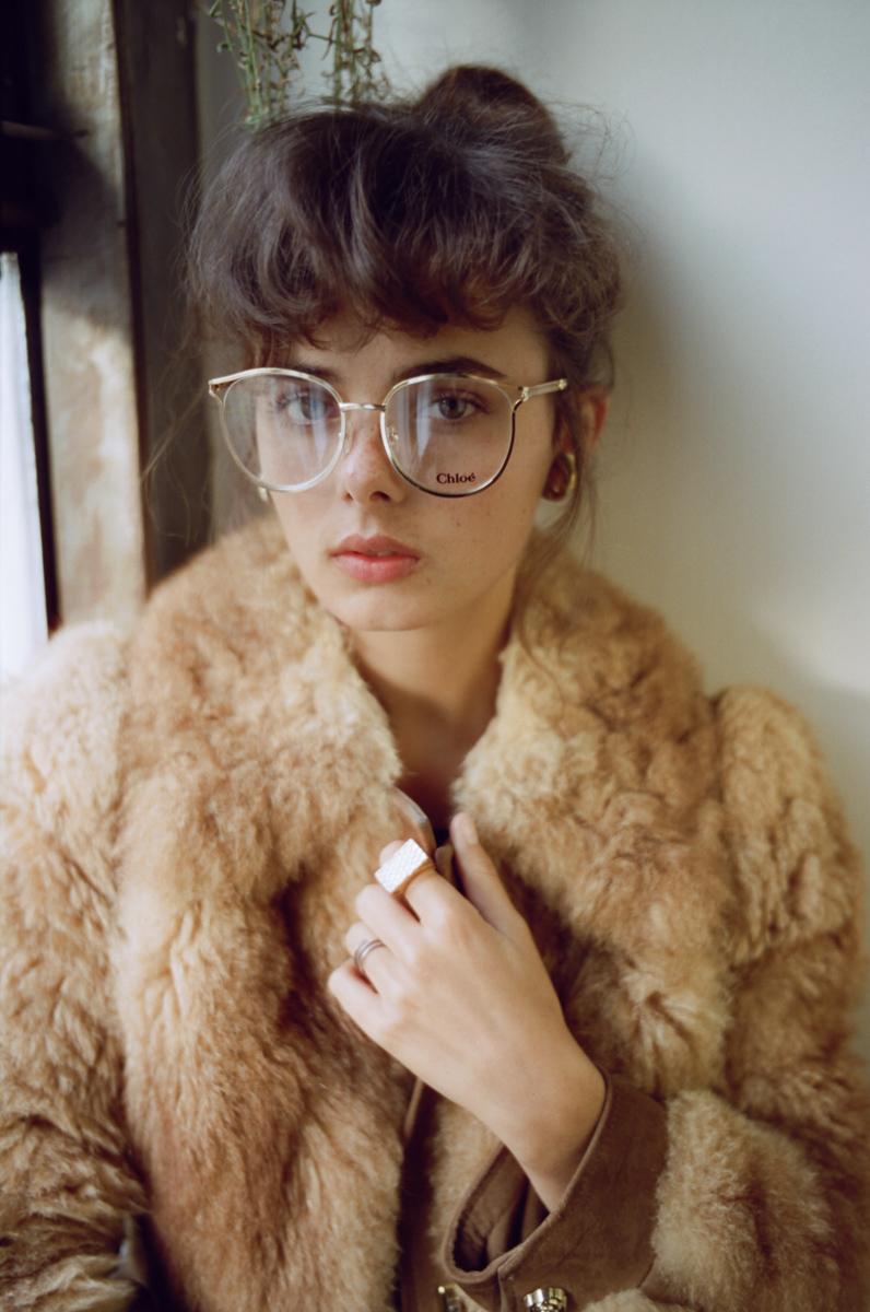 Balistarz-model-Famke-Van-Hagen-fashion-portrait-with-wool-jacket