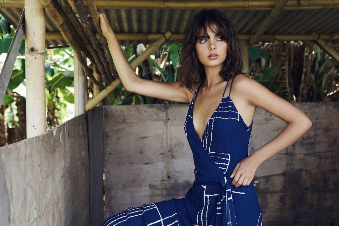 BAlistarz-model-Famke-Van-Hagen-fashion-shoot-for-Bel-Kazan-clothing-blue-dress