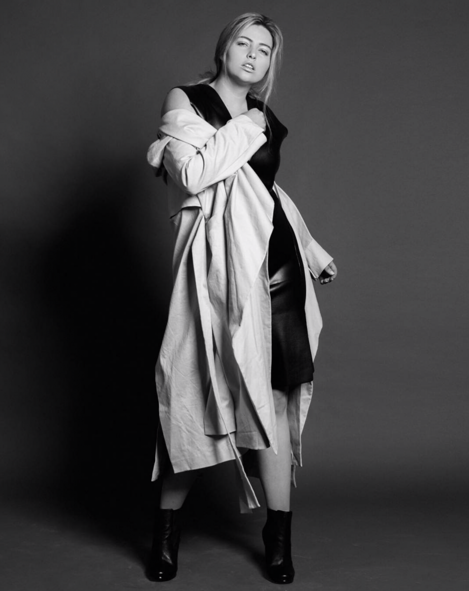 Balistarz-model-Jess-Earle-black-and-white-portrait-shoot