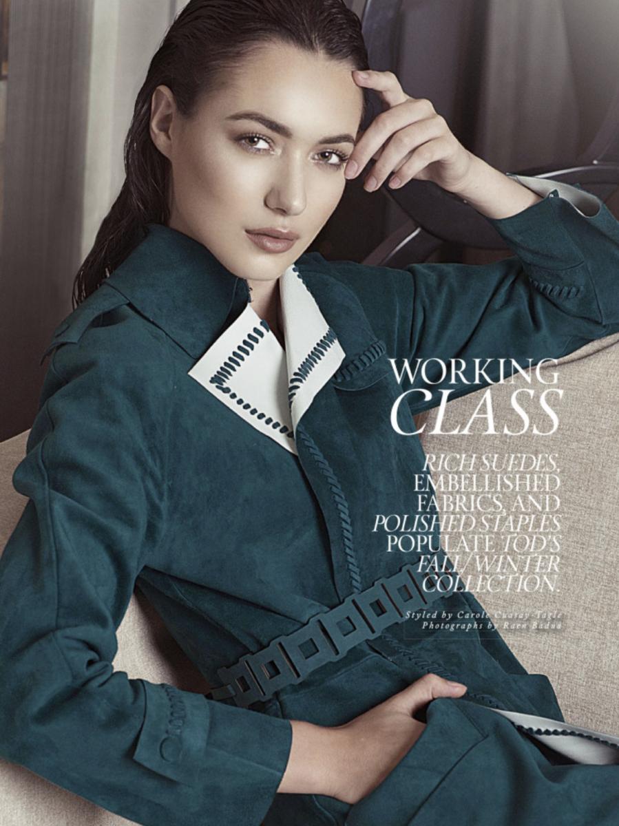 Balistarz-model-Marcella-Van-De-Leen-portrait-shoot-for-Magazine-Working-Class