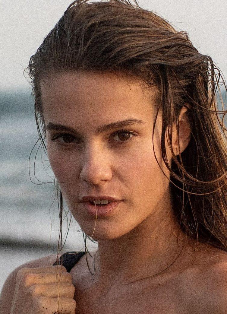 Balistarz-model-Maria-Zaitseva-profile-head-shot-beach-hair-grab-smile