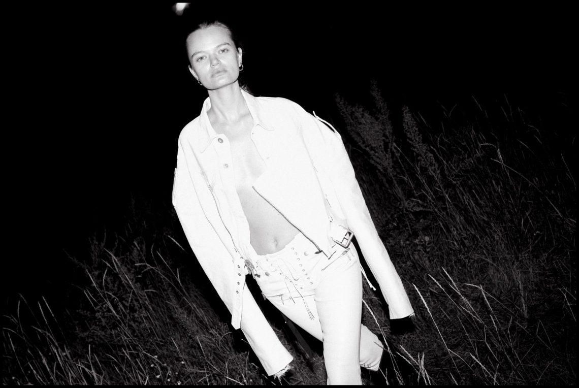 Balistarz-model-Olga-Zinovyeva-landscape-black-and-white-shoot