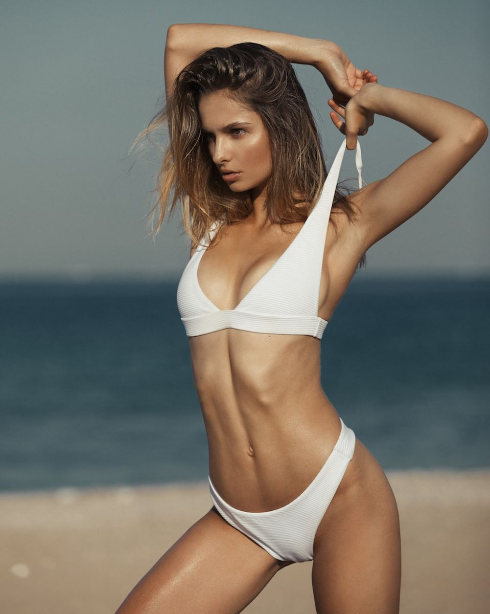 Balistarz-model-Pai-Cattapan-ocean-beach-shoot-with-white-bikini