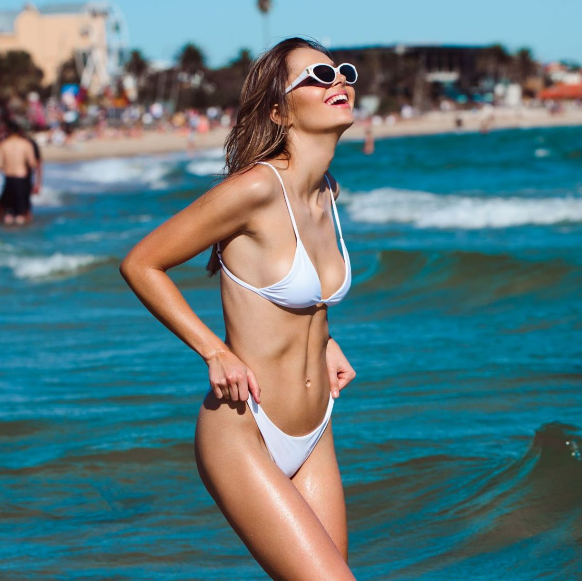 Balistarz-model-Pai-Cattapan-beach-shoot-bright-day-white-bikini