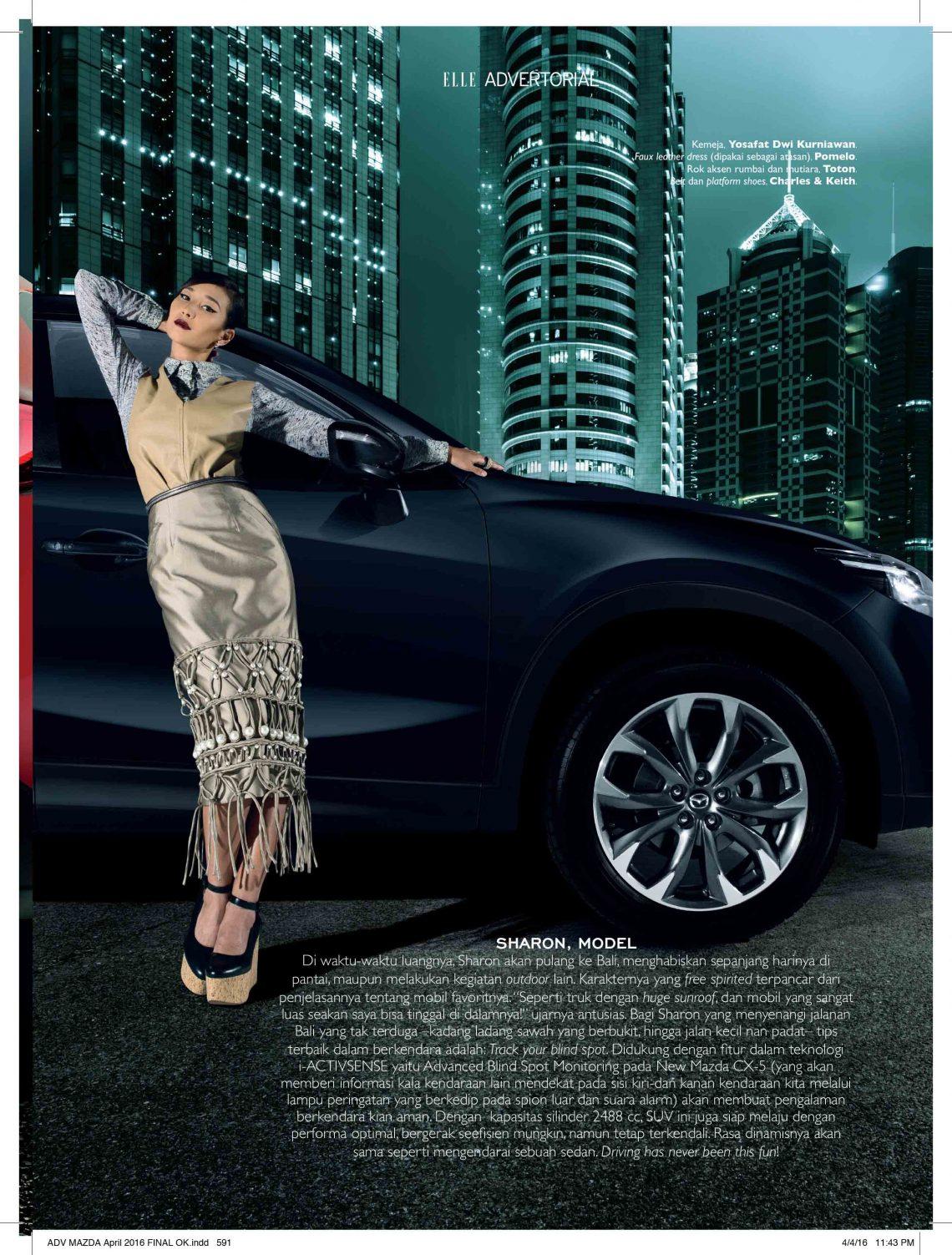 Balistarz-model-Sharon-Coplon-portrait-shoot-for-Elle-advertorial