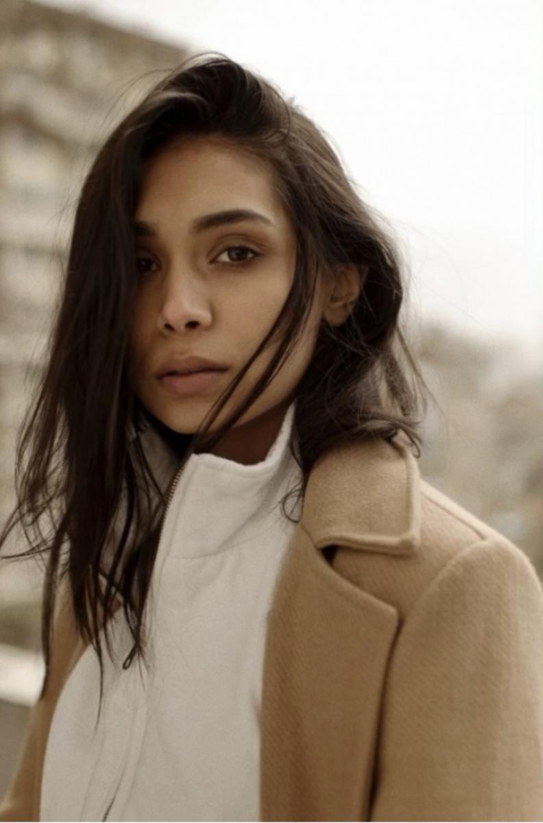 Balistarz-model-Shree-Patel-portrait-closeup-shoot-with-a-coat
