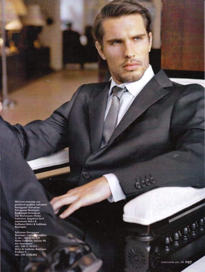 Balistarz-model-Tobi-Klanner-high-class-formal-dress-sitting-elegantly-shot-for-magazine